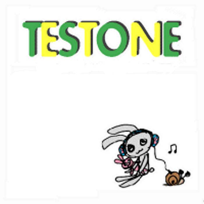 TESTONE cover art