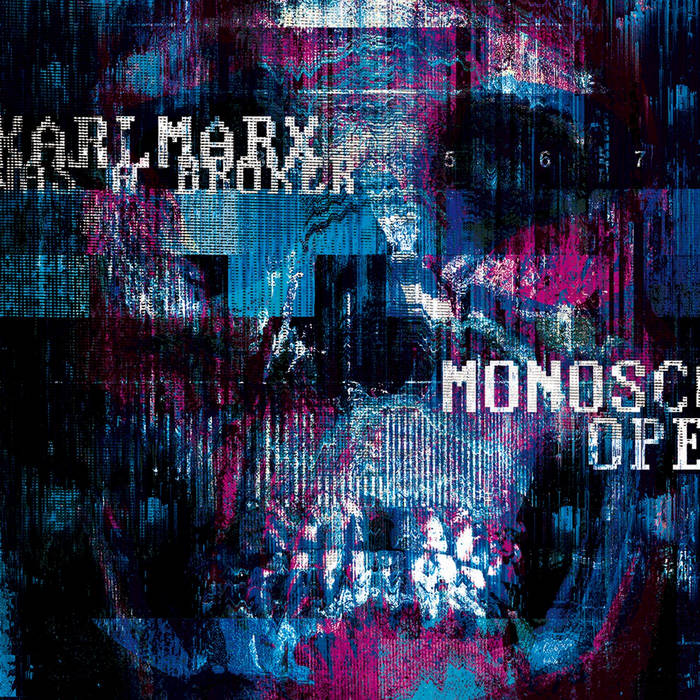 Monoscope cover art