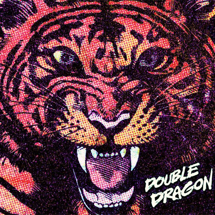 DOUBLE DRAGON cover art