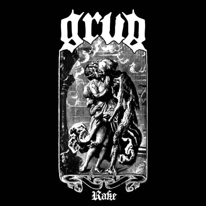 Rake EP cover art