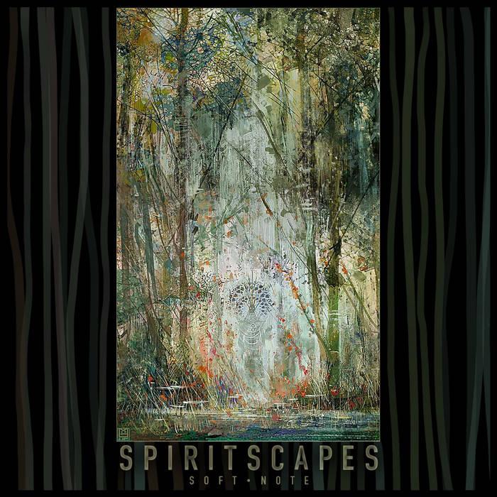 Spiritscapes cover art