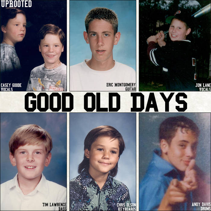 Good Old Days cover art