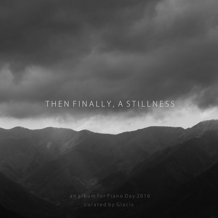 Then Finally, A Stillness cover art