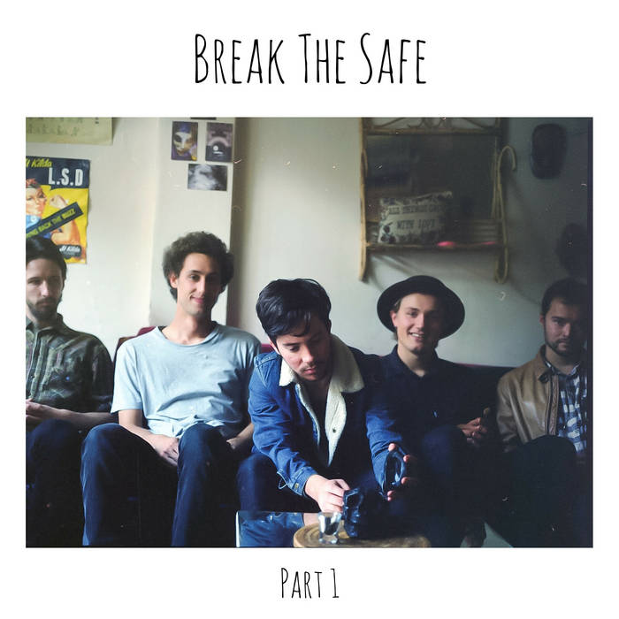 Break The Safe Pt. 1 cover art