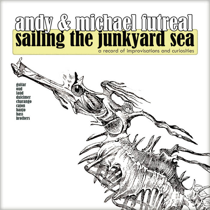 Sailing the Junkyard Sea cover art
