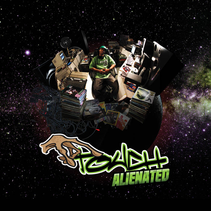 Alienated cover art