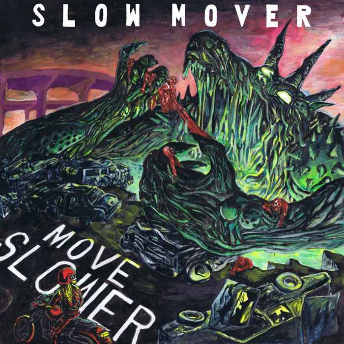 Move Slower cover art