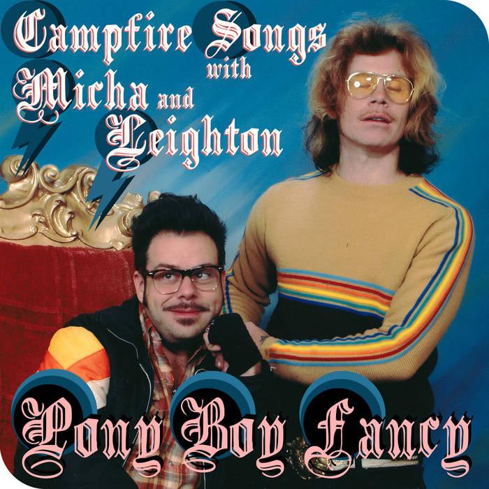 PONY BOY FANCY cover art