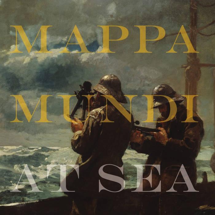 At Sea cover art