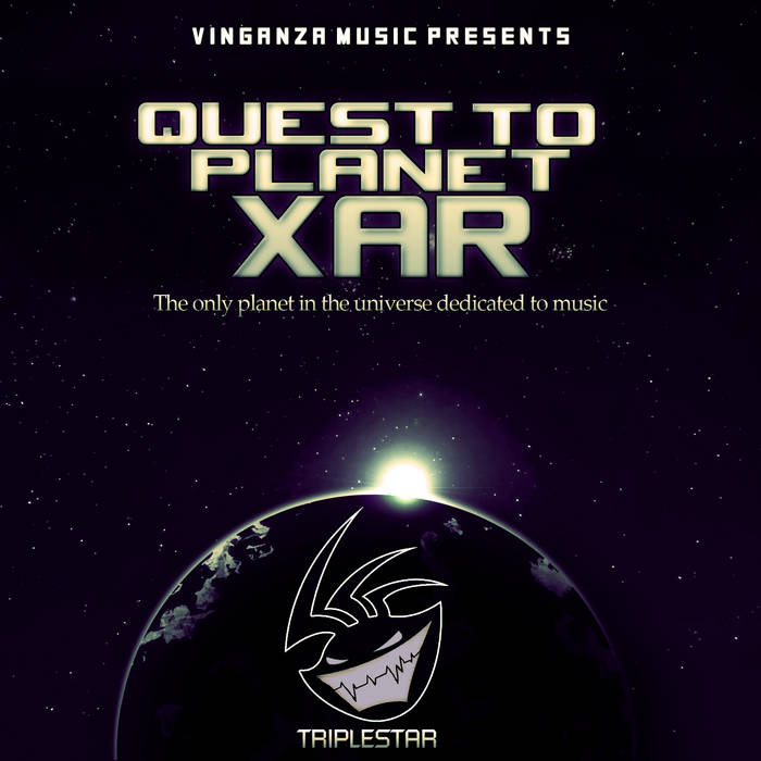 Quest To Planet Xar cover art