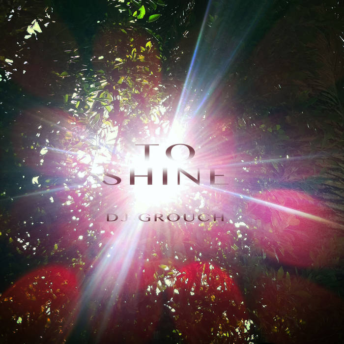 "TO SHINE 12"" cover art"