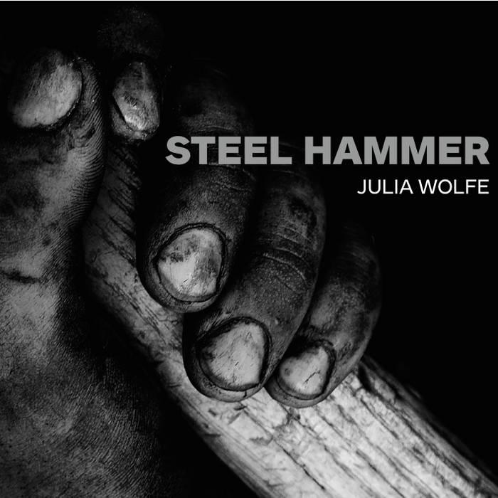 Steel Hammer cover art
