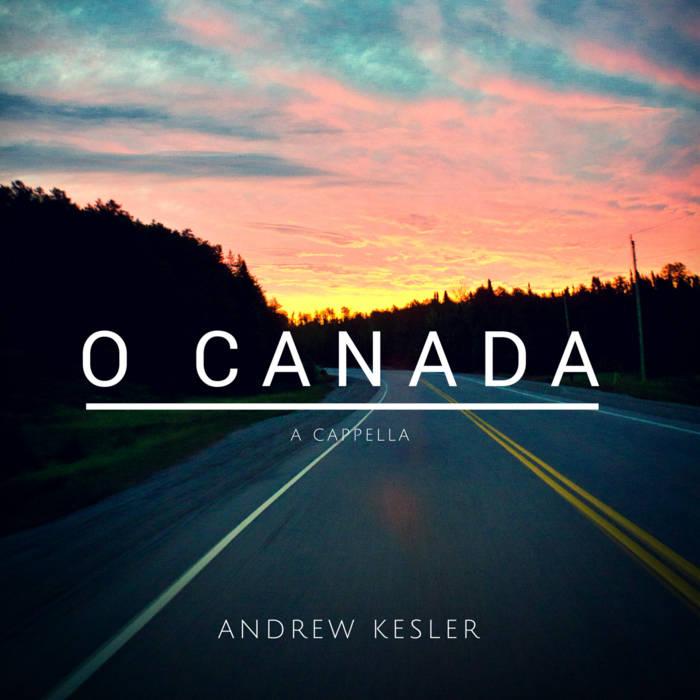 O Canada - A Cappella cover art