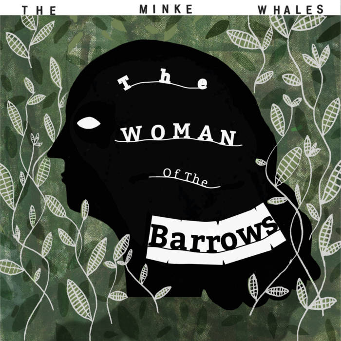 The Woman of the Barrows cover art