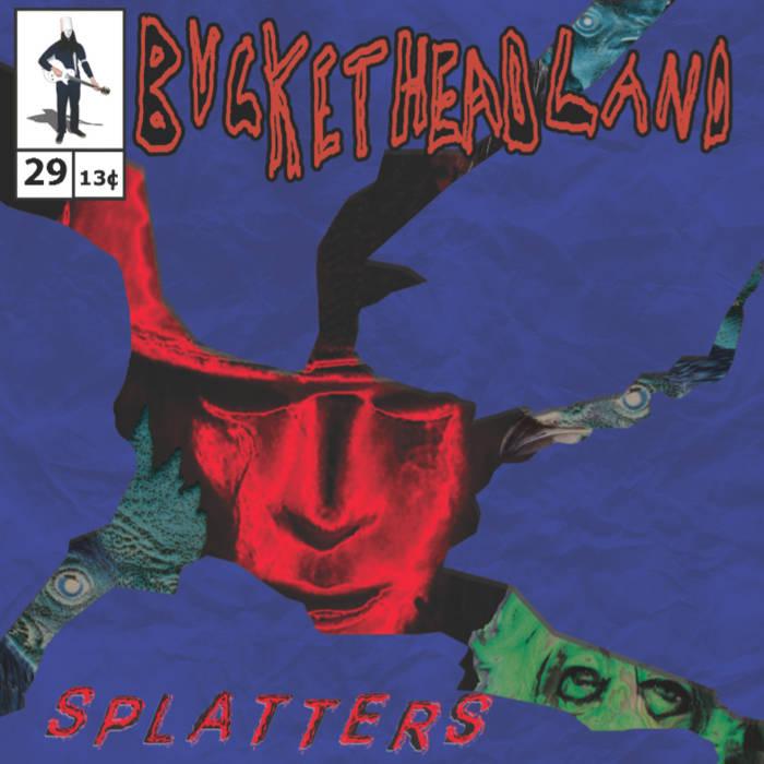 Splatters cover art