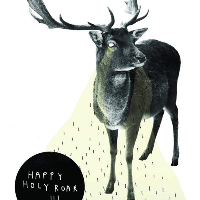 Happy Holy Roar! Vol. 3 cover art