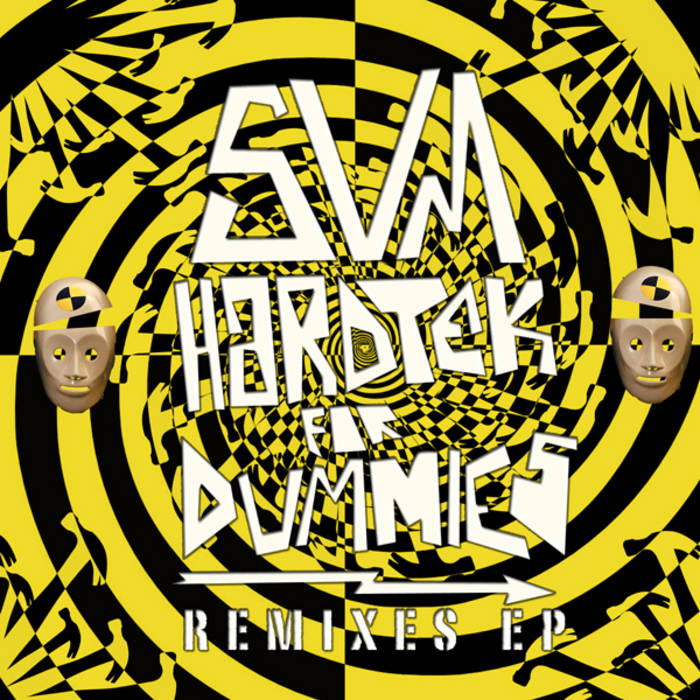 Hardtek For Dummies (remixes EP) cover art