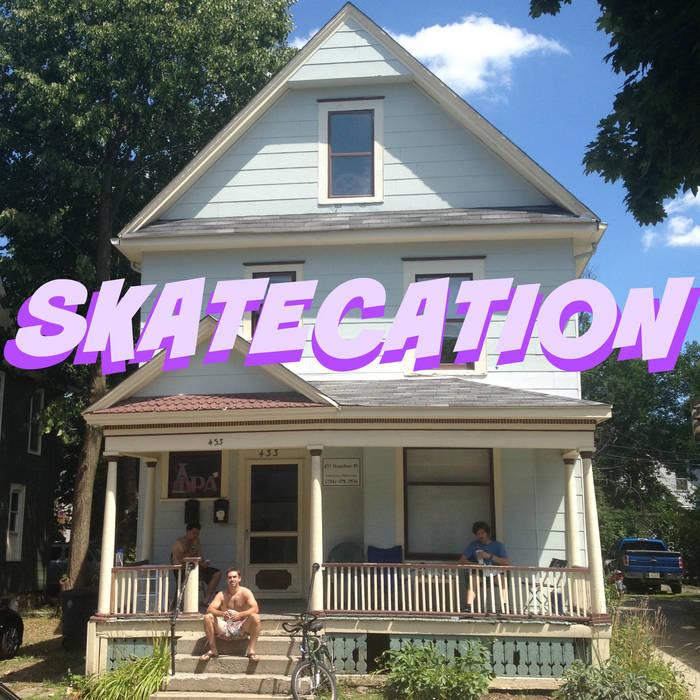 Skatecation cover art