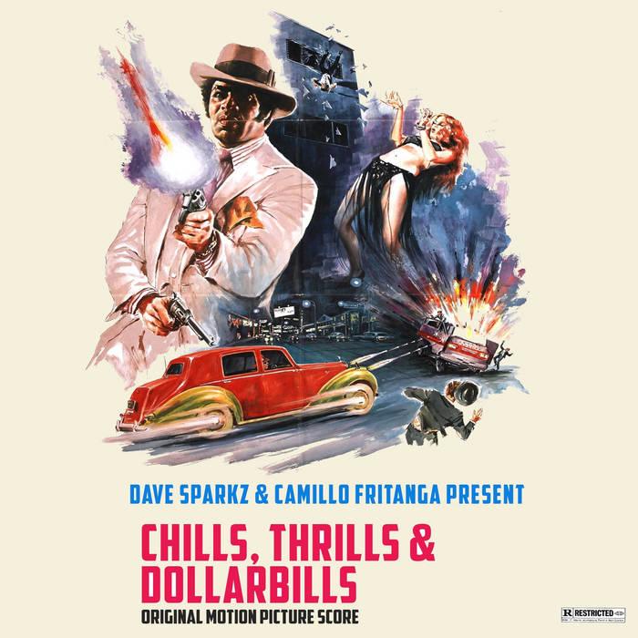 Chills,Thrills & Dollarbills cover art