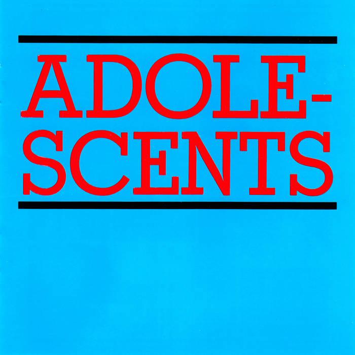 Adolescents cover art