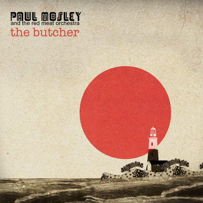The Butcher cover art