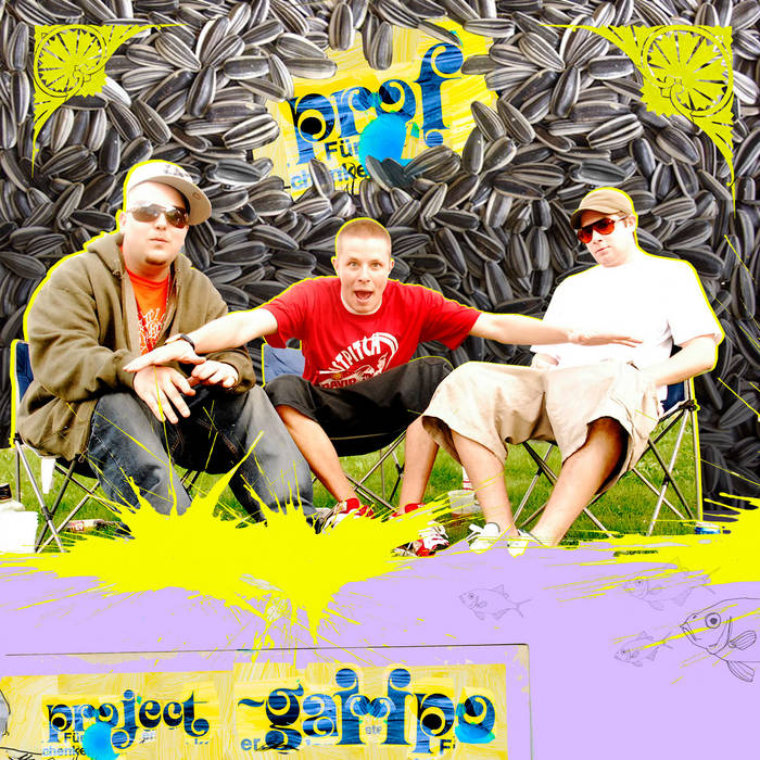 Project Gampo cover art