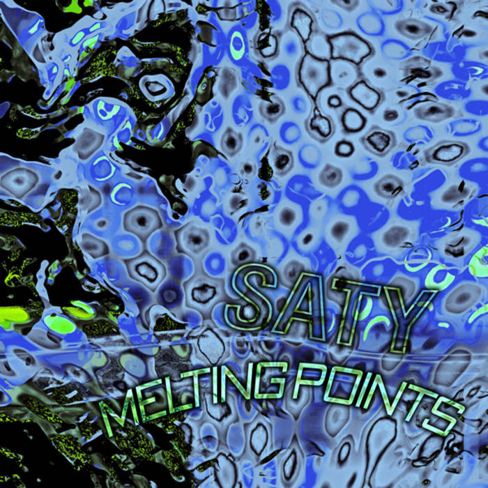 Melting Points cover art