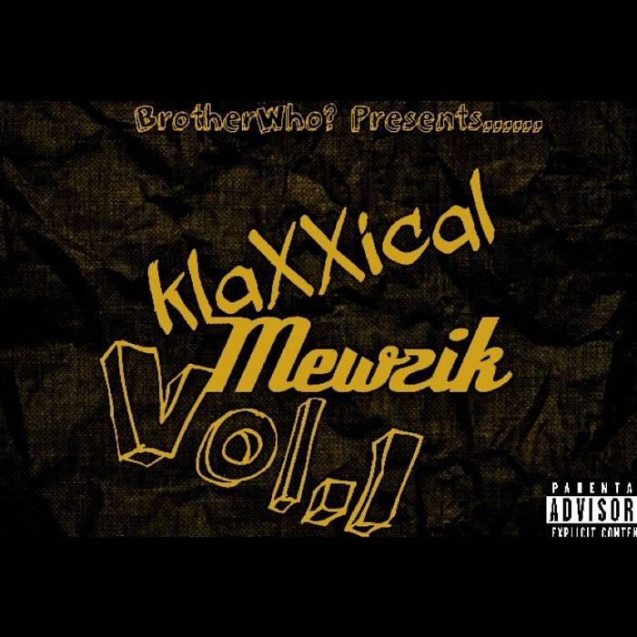Klaxxical Mewzik Vol.1 cover art