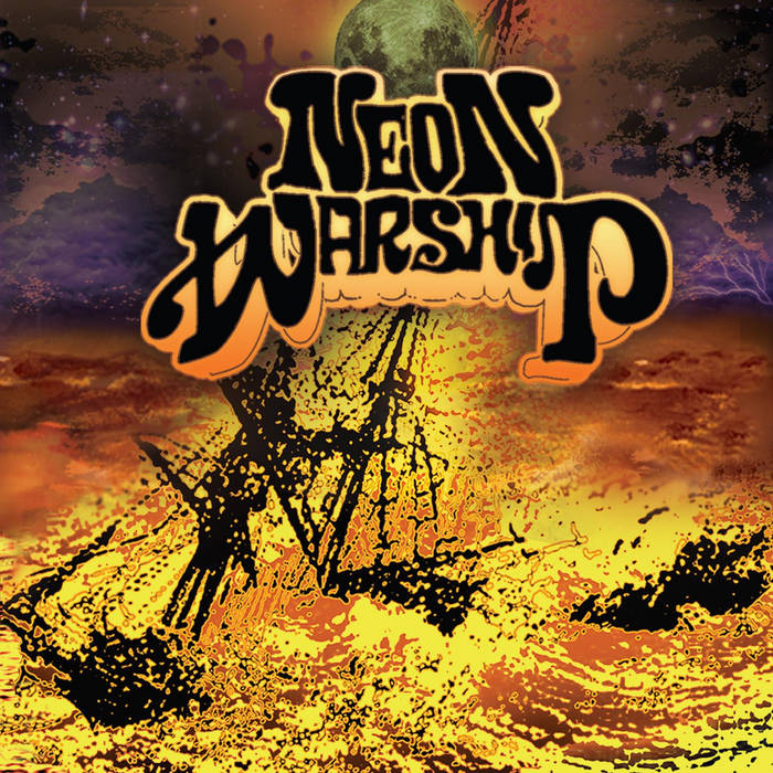 Neon Warship cover art