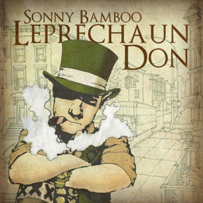 Leprechaun Don cover art