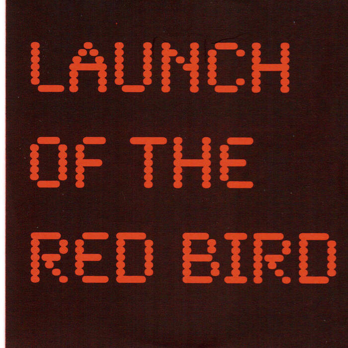 Launch of the Red Bird cover art