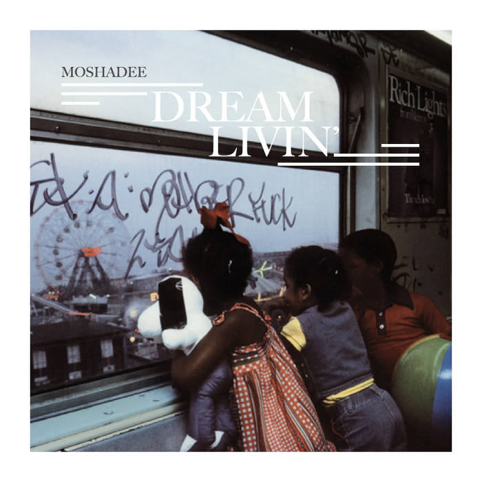 Dream Livin' EP cover art
