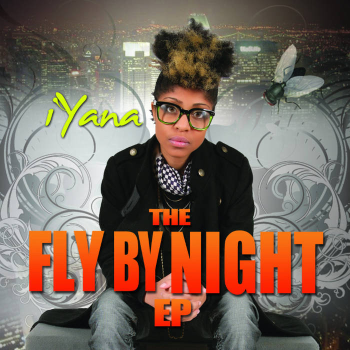 Fly By Night EP cover art