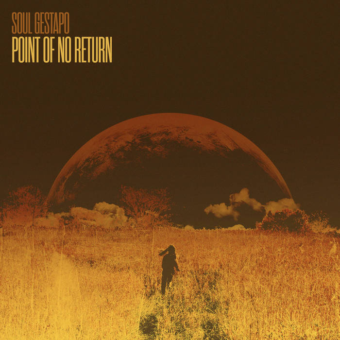 POINT OF NO RETURN cover art