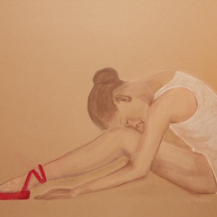 La petite danseuse - 6 valses melancoliques cover art
