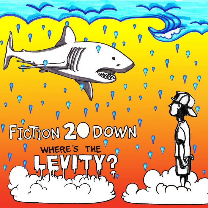 Where's The Levity? cover art