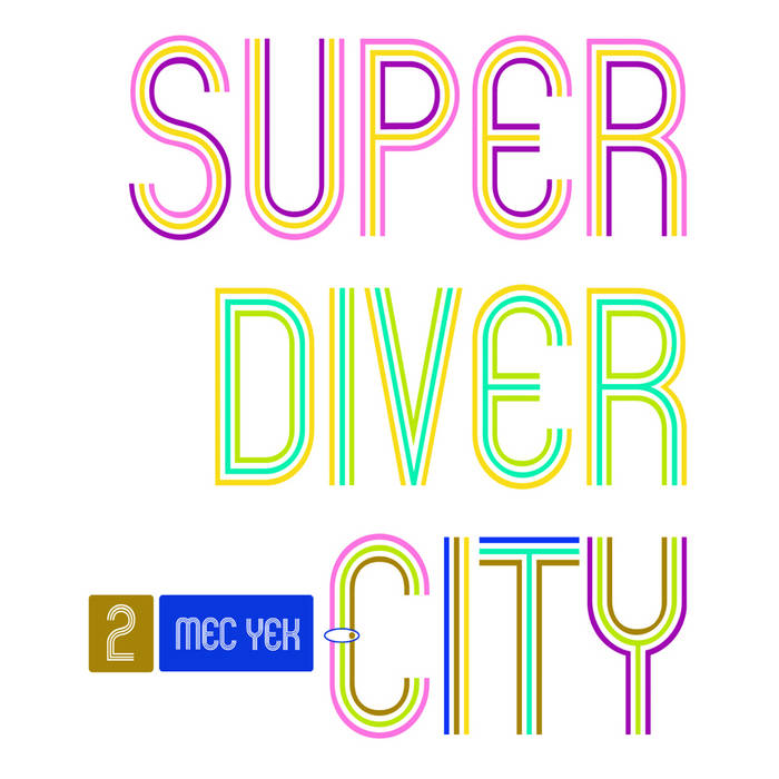 Super Diver City cover art