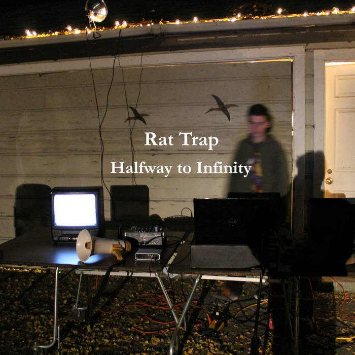 Halfway to Infinity cover art