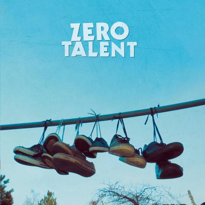 Zéro Talent E.P cover art
