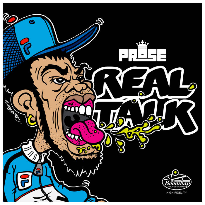 Real Talk cover art