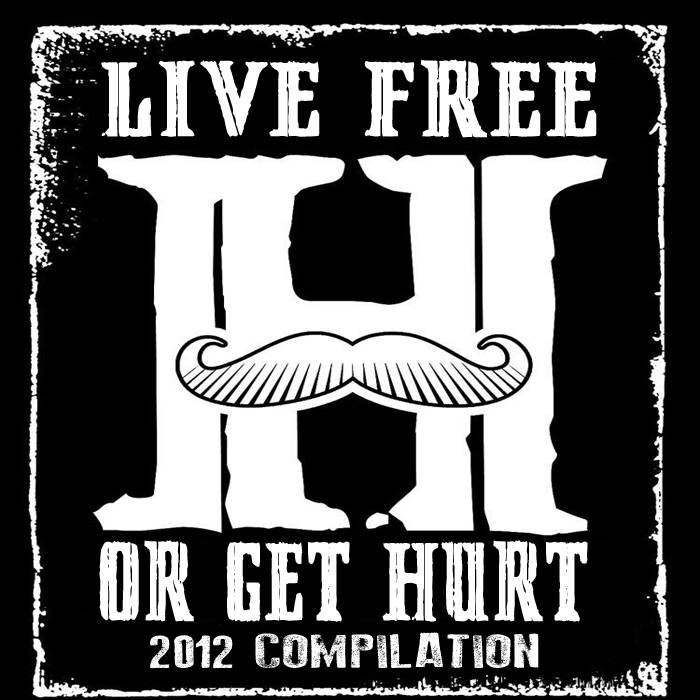 Hurt Fest 2012 Compilation cover art