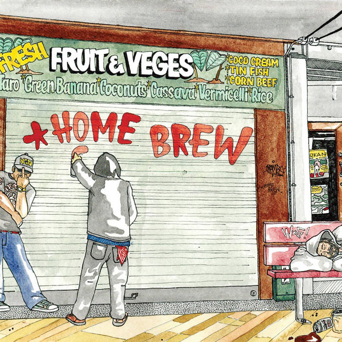 Home Brew cover art
