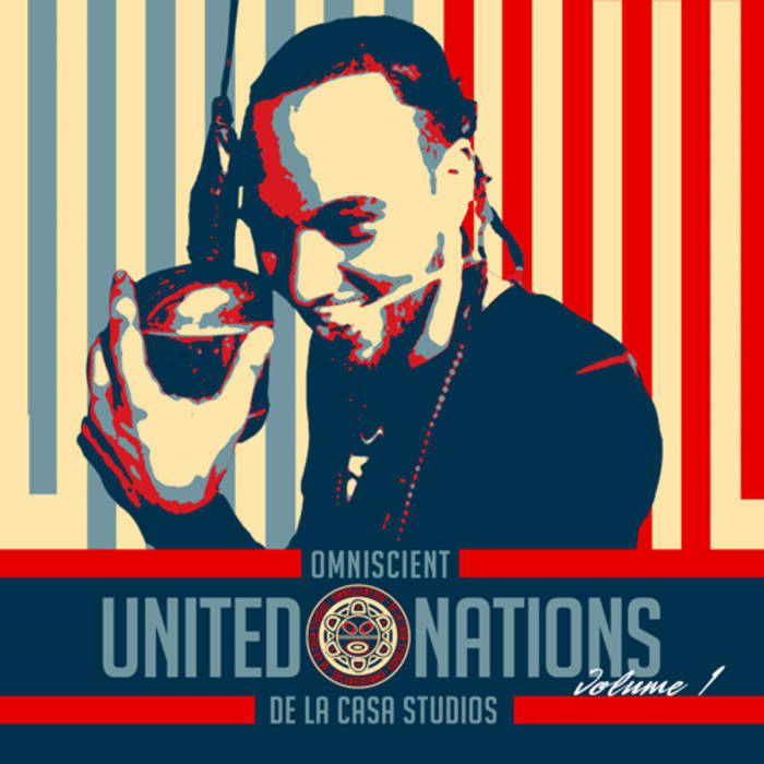 United Nations Vol. 1 cover art
