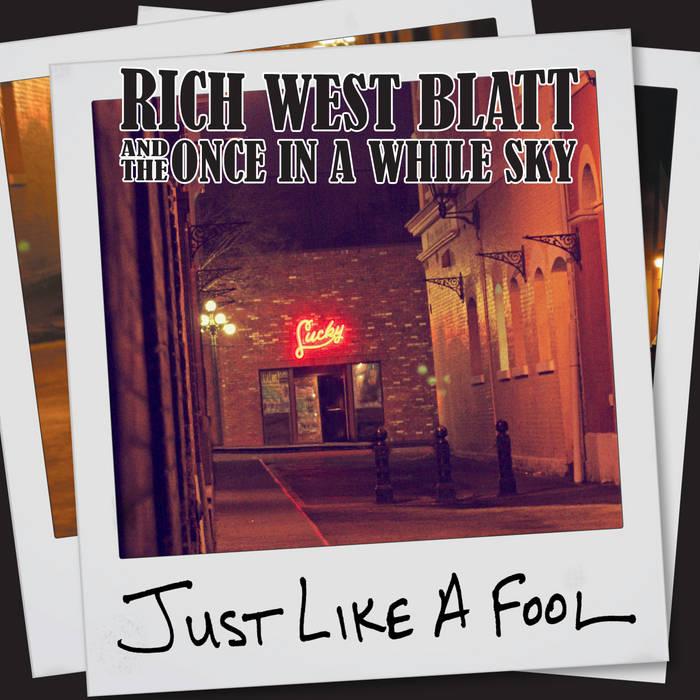 Just Like A Fool (full album) cover art