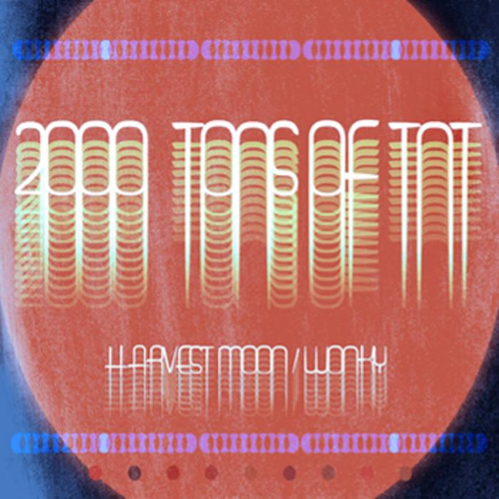 Harvest Moon/Wonky Digital Single cover art