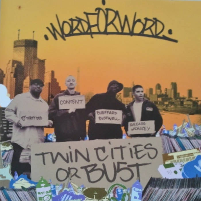 Twin Cities or Bust cover art