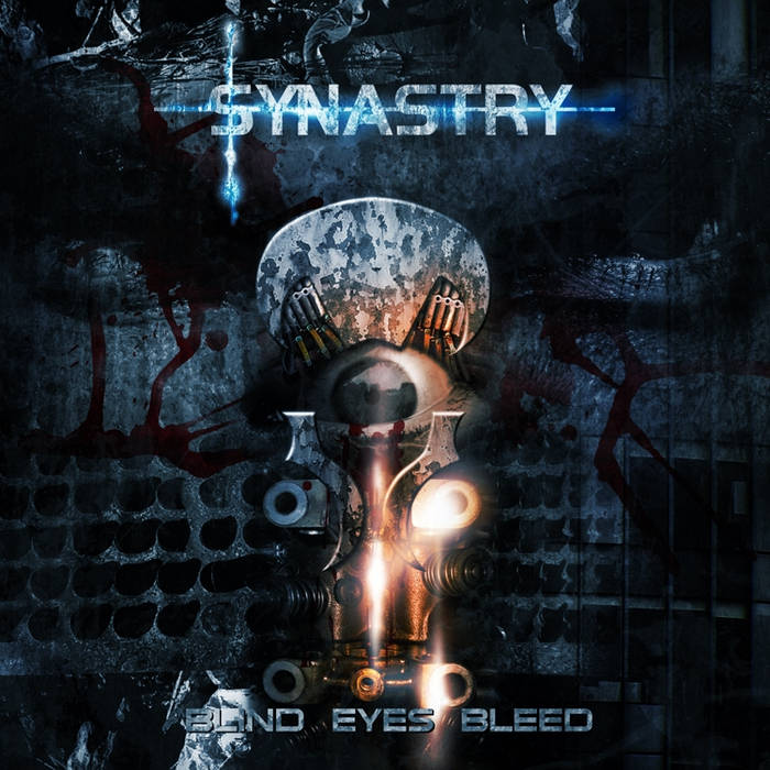 SYNASTRY - Blind Eyes Bleed cover art