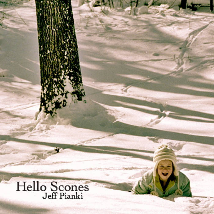 Hello Scones EP cover art