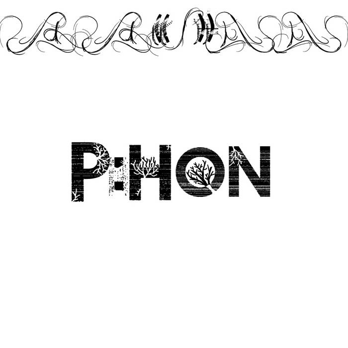 P:HON EP cover art