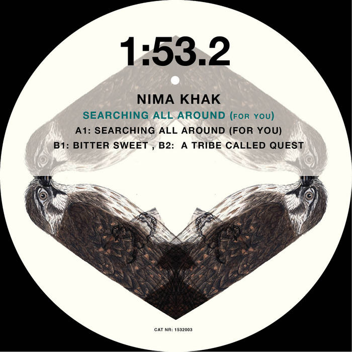 Nima Khak - Searching All Around (For You) - 1:53.2 Records -1532003 cover art